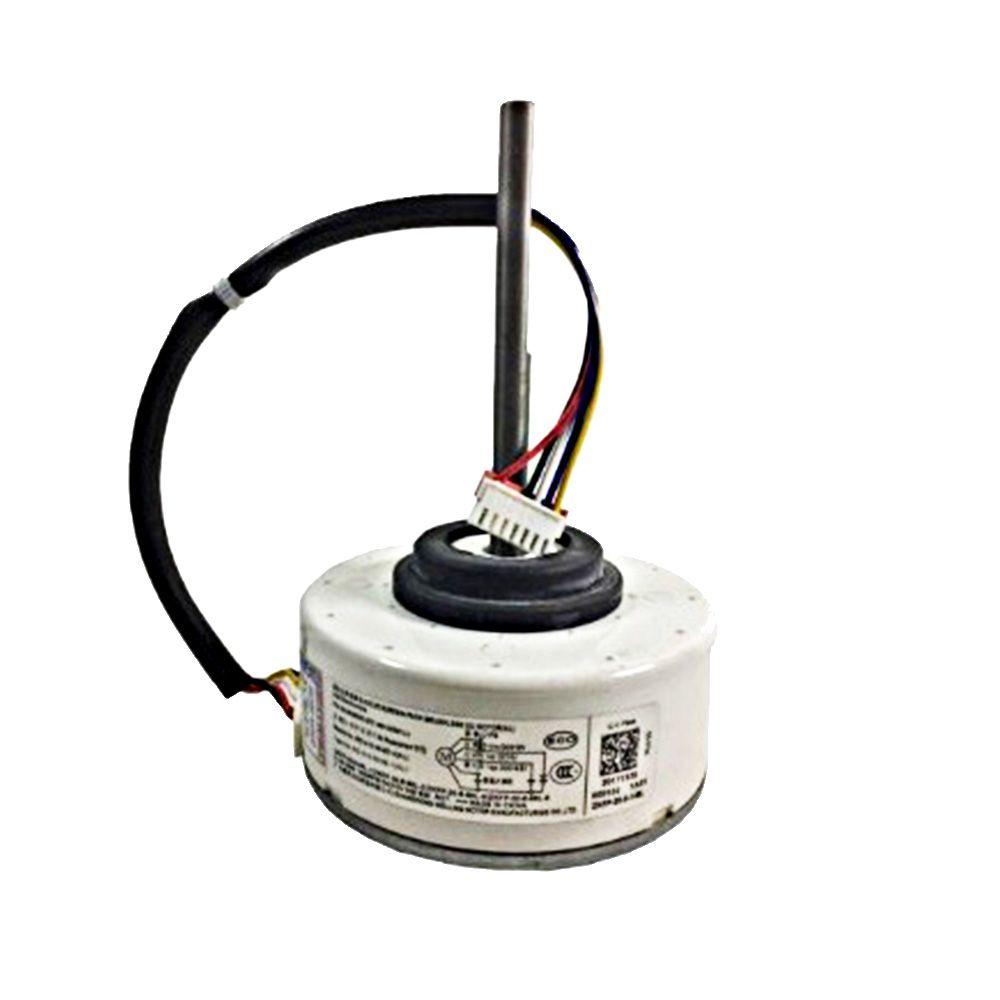Motor Ventilador Ar Condicionado 7K a 24K BTUS LG Inverter Eixo Longo