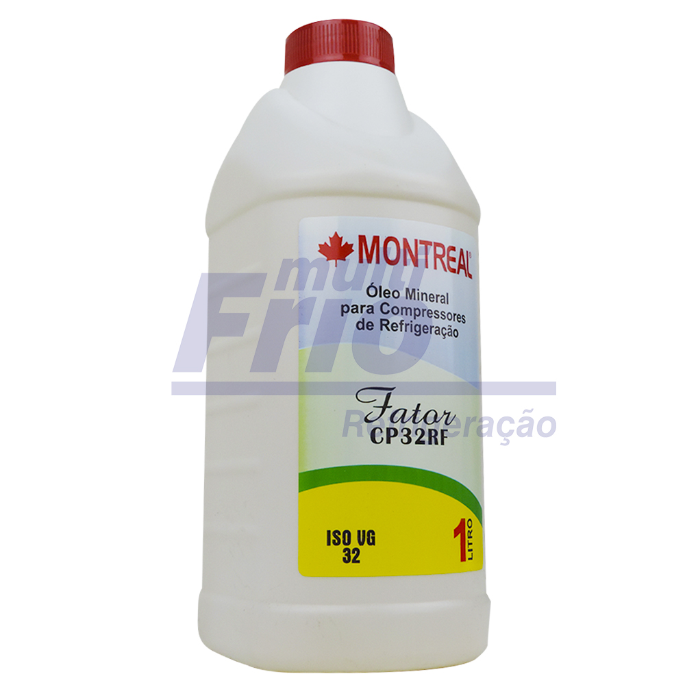 Óleo Mineral Montreal Fator Cp32Rf 1 Litro