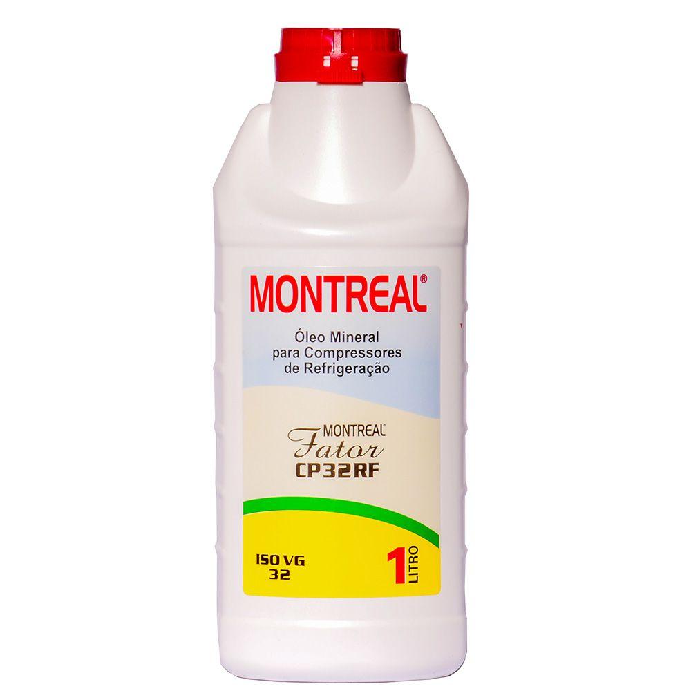 Óleo Montreal Fator Cp32Rf 1 Litro