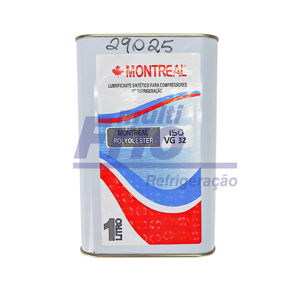 Óleo Polyolester ISO VG 32 (P/ 160PZ/160SZ) MONTREAL