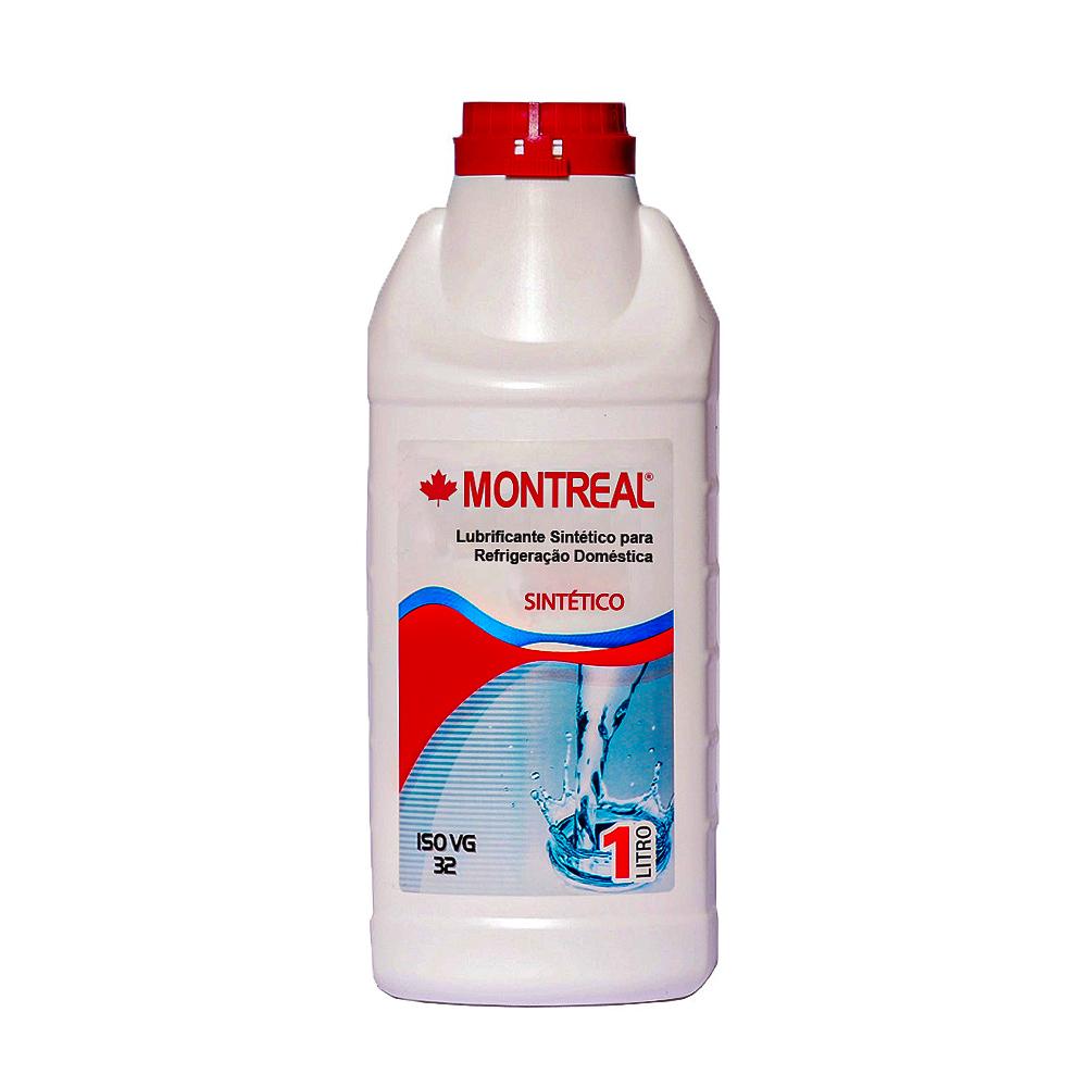 Óleo Sintético Montreal Para Gás R134a Iso Vg 32 1 Litro