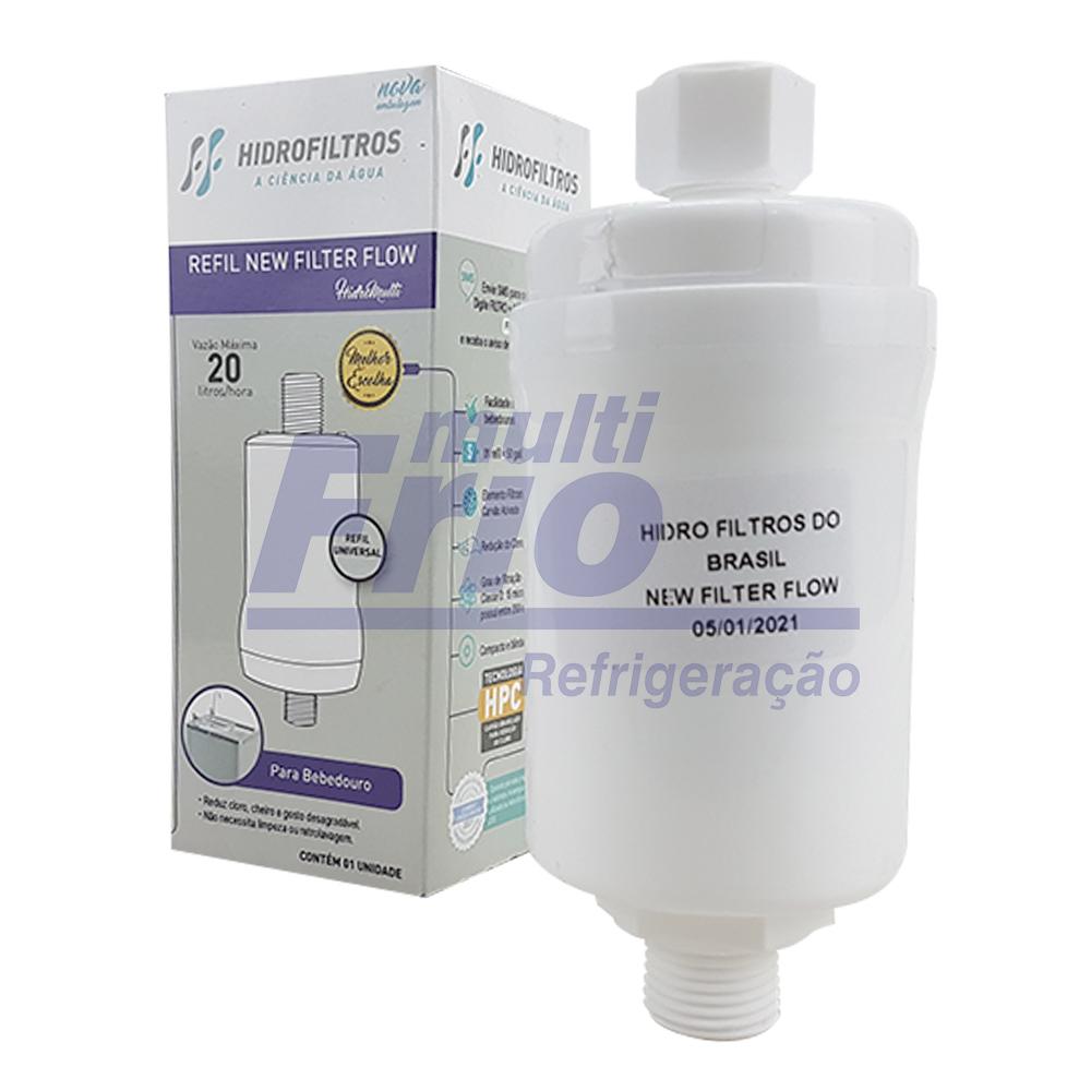 Refil Filtro Universal Para Bebedouros De Pressão