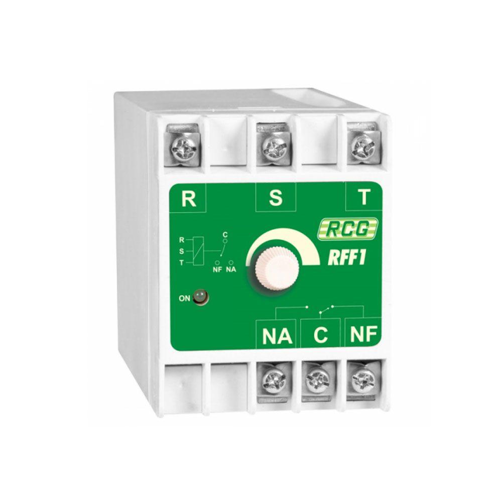 Relé Falta de Fase sem Neutro 380V RFF1