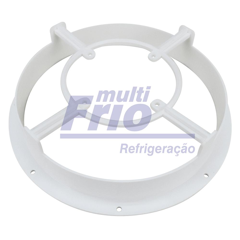 Suporte para Micro Motor Ventilador Exaustor 1/40 (Hélice 8 polegadas)