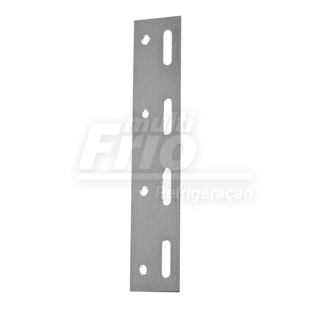 Suporte Pendural Aço Inox para Cortina PVC