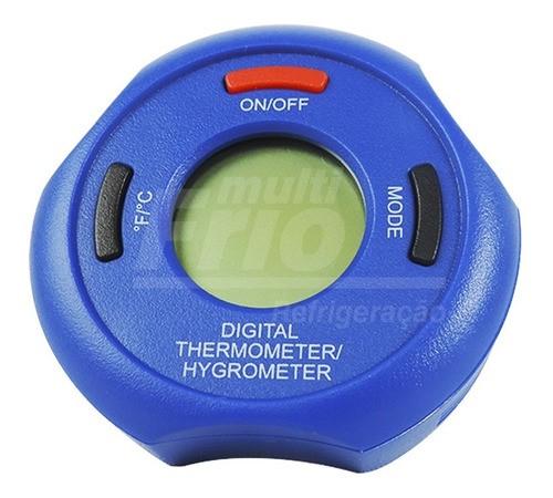 Termo Higrômetro Digital Bluetooth Mastercool para Medições de Temperatura e Umidade