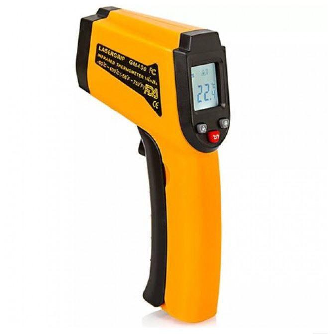 Termômetro Laser Digital Infravermelho Gm320