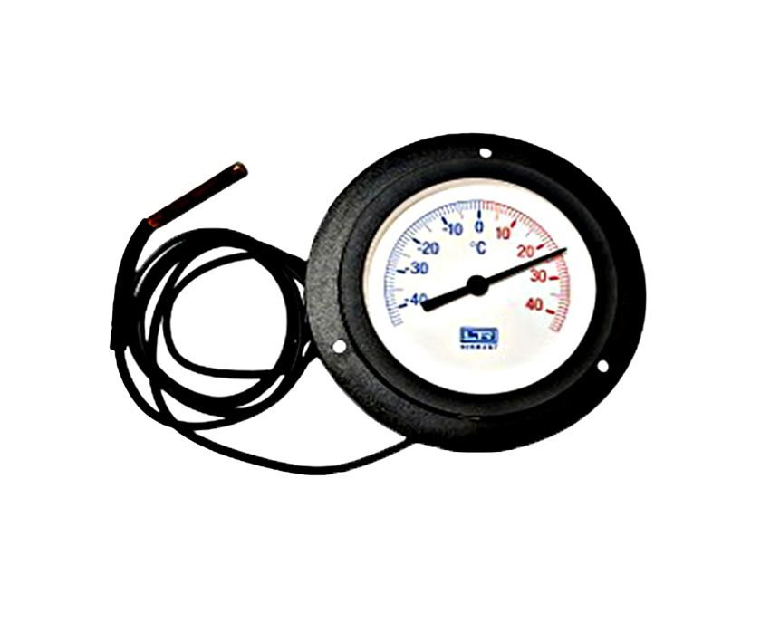 Termômetro Redondo 52 mm -40 +40
