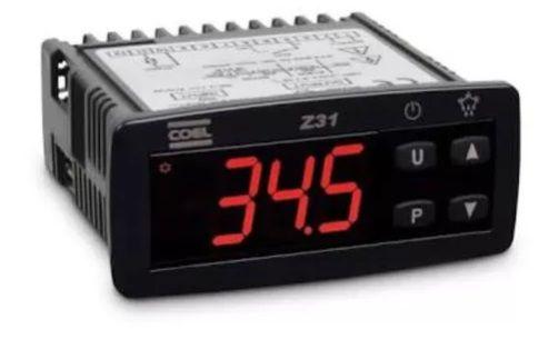 Termostato Digital Z31GR 12 á 24VCA