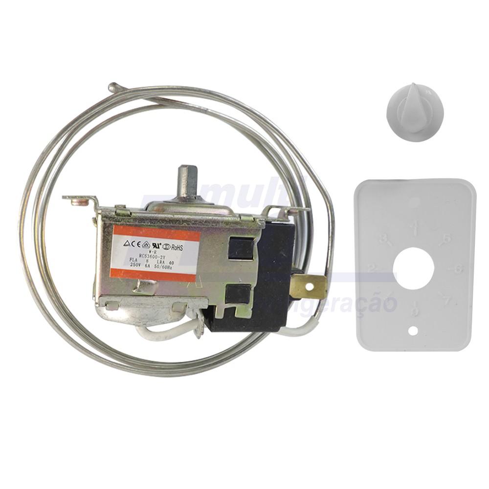 Termostato Rc53600 2 Freezer Standard