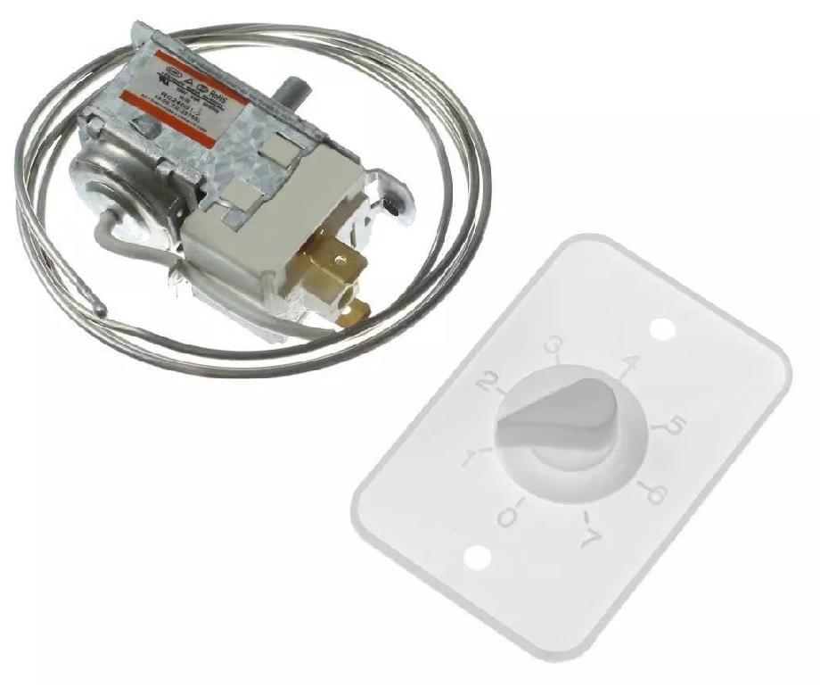 Termostato Refrigerador Consul Biplex Liga Constante Rc24001 2