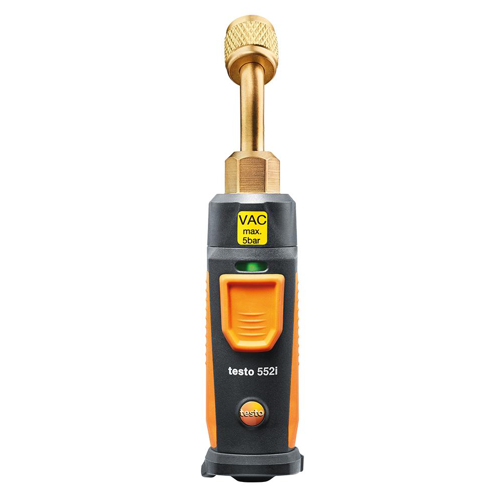 Testo 552i Vacuômetro Digital Bluetooth Sem Fio Operado via App (0564 2552)
