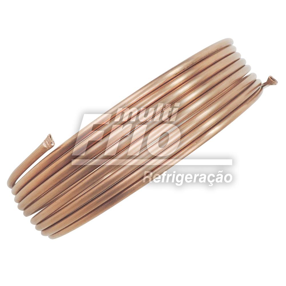 Tubo Capilar 0,70 Rolo 3 Metros