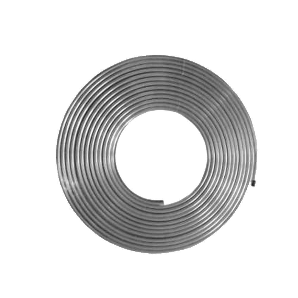 Tubo De Alumínio Flexível 1/2 Panqueca Com 15m