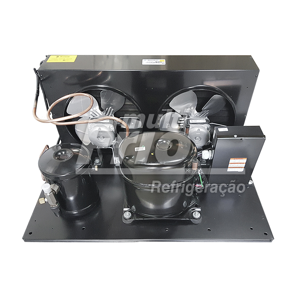 Unidade Condensadora 1,5 HP Tecumseh UTY9474 EES Monofásica R22 220V