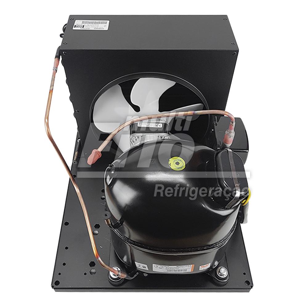 Unidade Condensadora Embraco 1.5 HP UNJ0150LG (UNJ2212GK) R404A 220V Monofásico