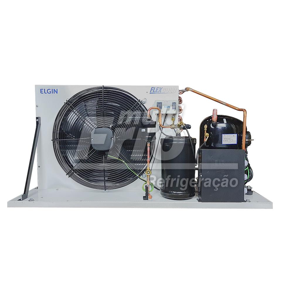 Unidade Condensadora 2,5 HP Elgin SLM 2250 220V Monofásica R22 220V