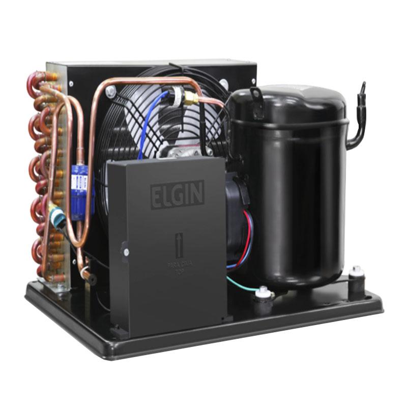 Unidade Condensadora 2,5 HP Elgin UCM2250 Trifásico R22 220V