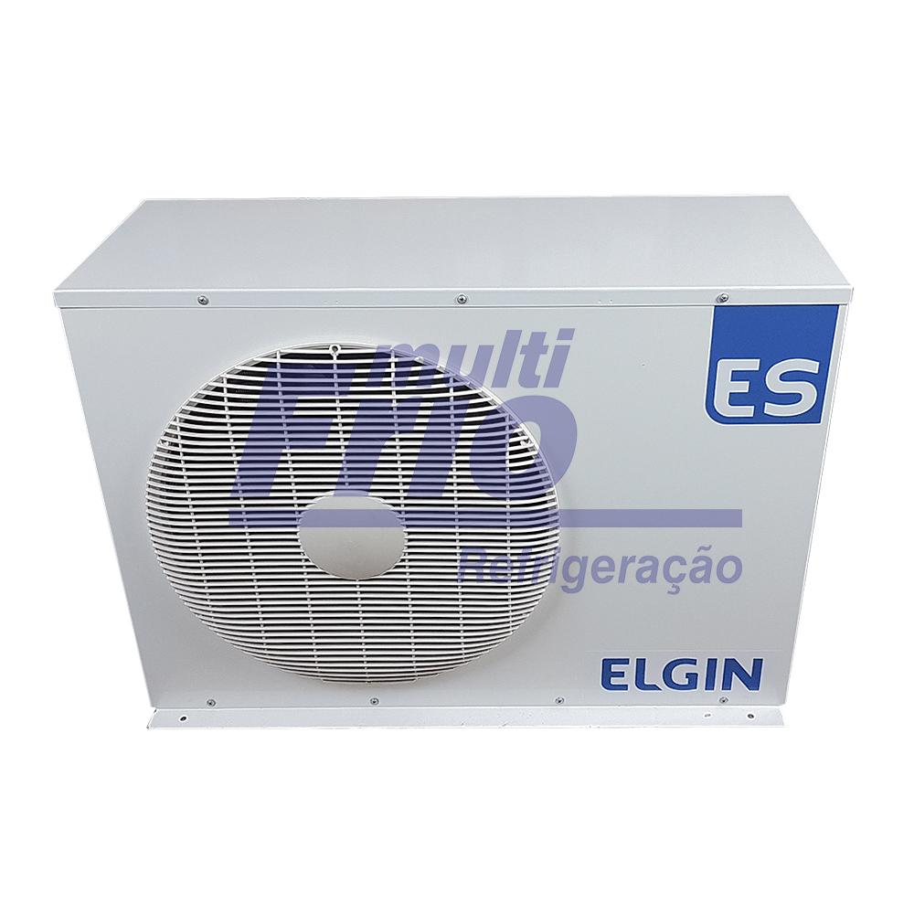 Unidade Condensadora 2 HP Elgin ESB 4200 Baixa Trifásico R404A HP81 HP80 FX10 220V
