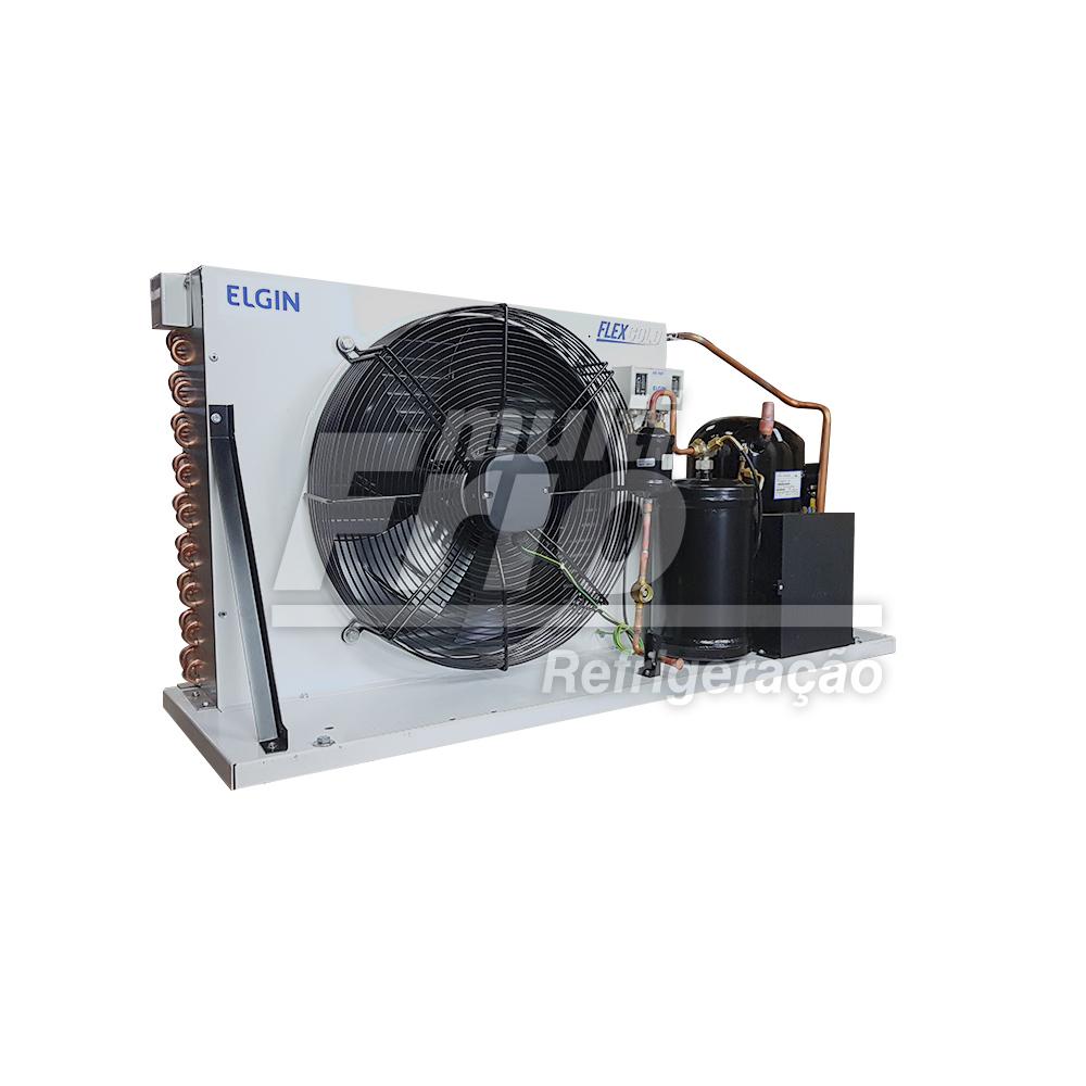 Unidade Condensadora 2 HP Elgin SLM 2200 Monofásico R22 220V