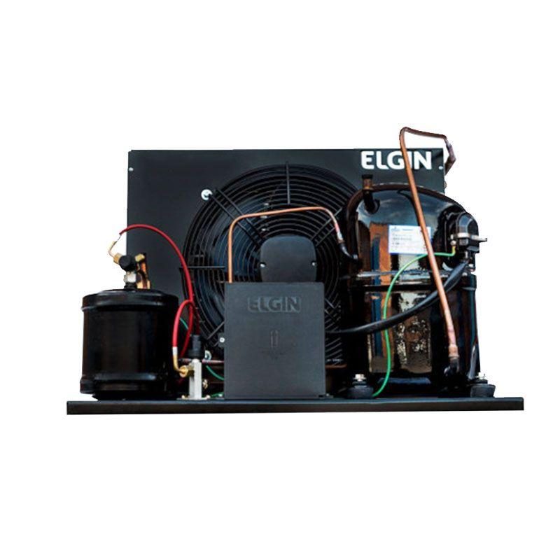 Unidade  Condensadora 2 HP Elgin UCB 4200 R404A Trifásico 220V