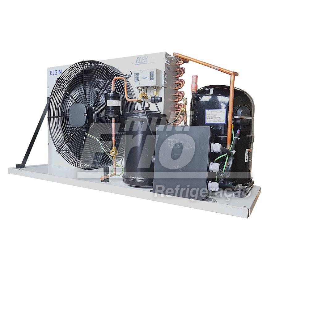Unidade Condensadora 3.5 HP Elgin SLM02350ET051A Monofásica R22 220V