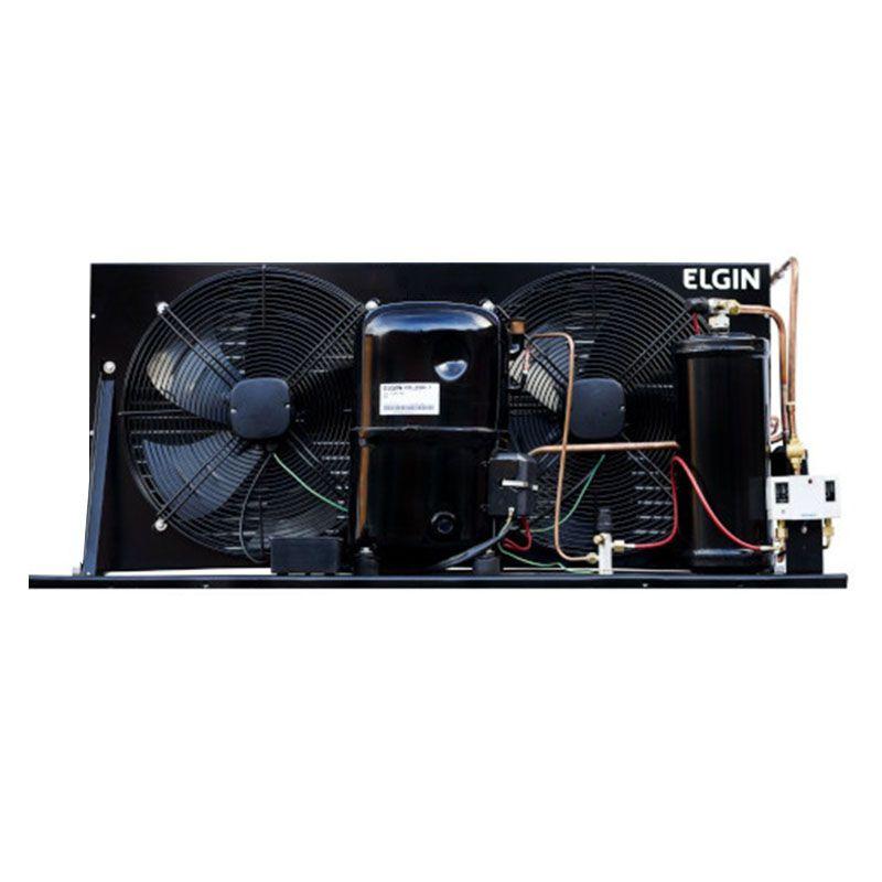 Unidade Condensadora 5 HP Elgin UCM2500 Trifásico R22 2200V