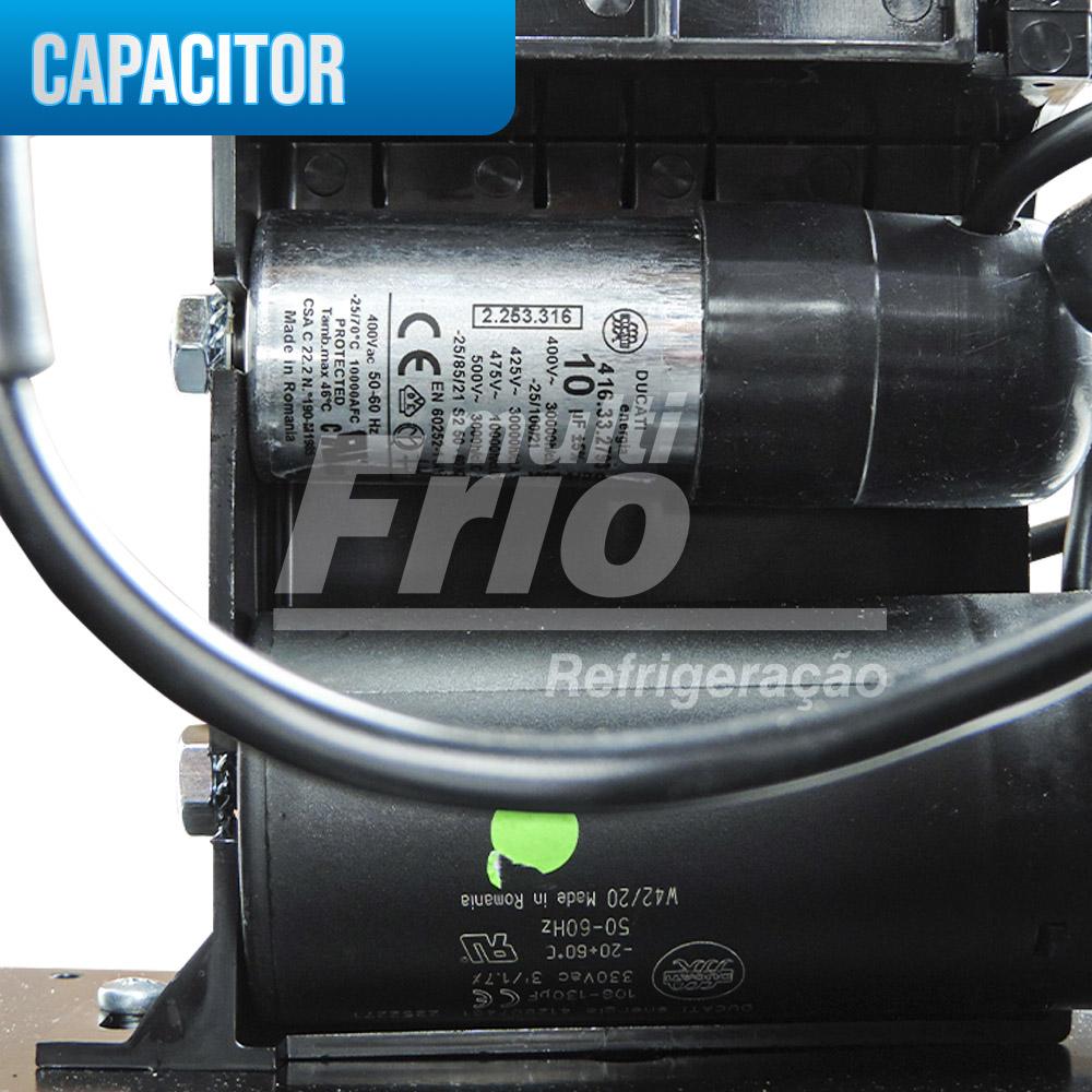 Unidade Condensadora Aspera 3/4 R22 220V UNEU6214E
