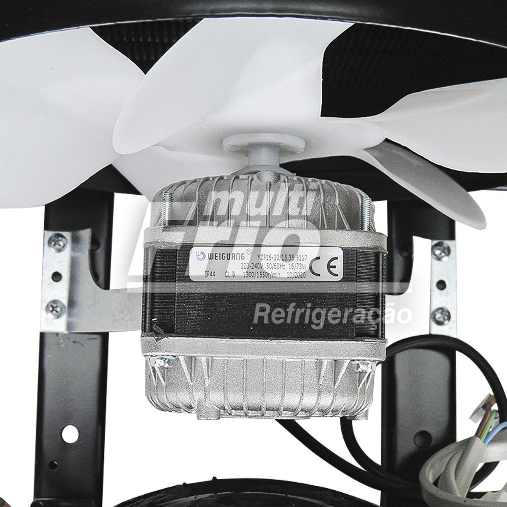 Unidade Condensadora EMBRACO 1/2 HP 220V R134A UFU160HAX