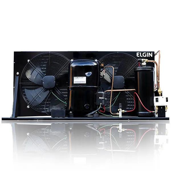 Unidade Condensadora UCB 4500 5 HP Elgin R404 Trifásico 220V