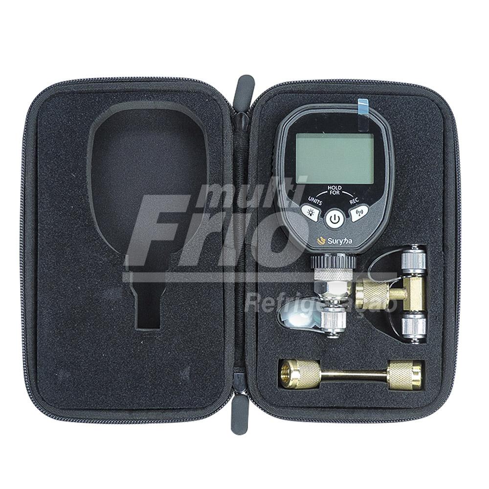 Vacuômetro Digital com Bluetooth Suryha