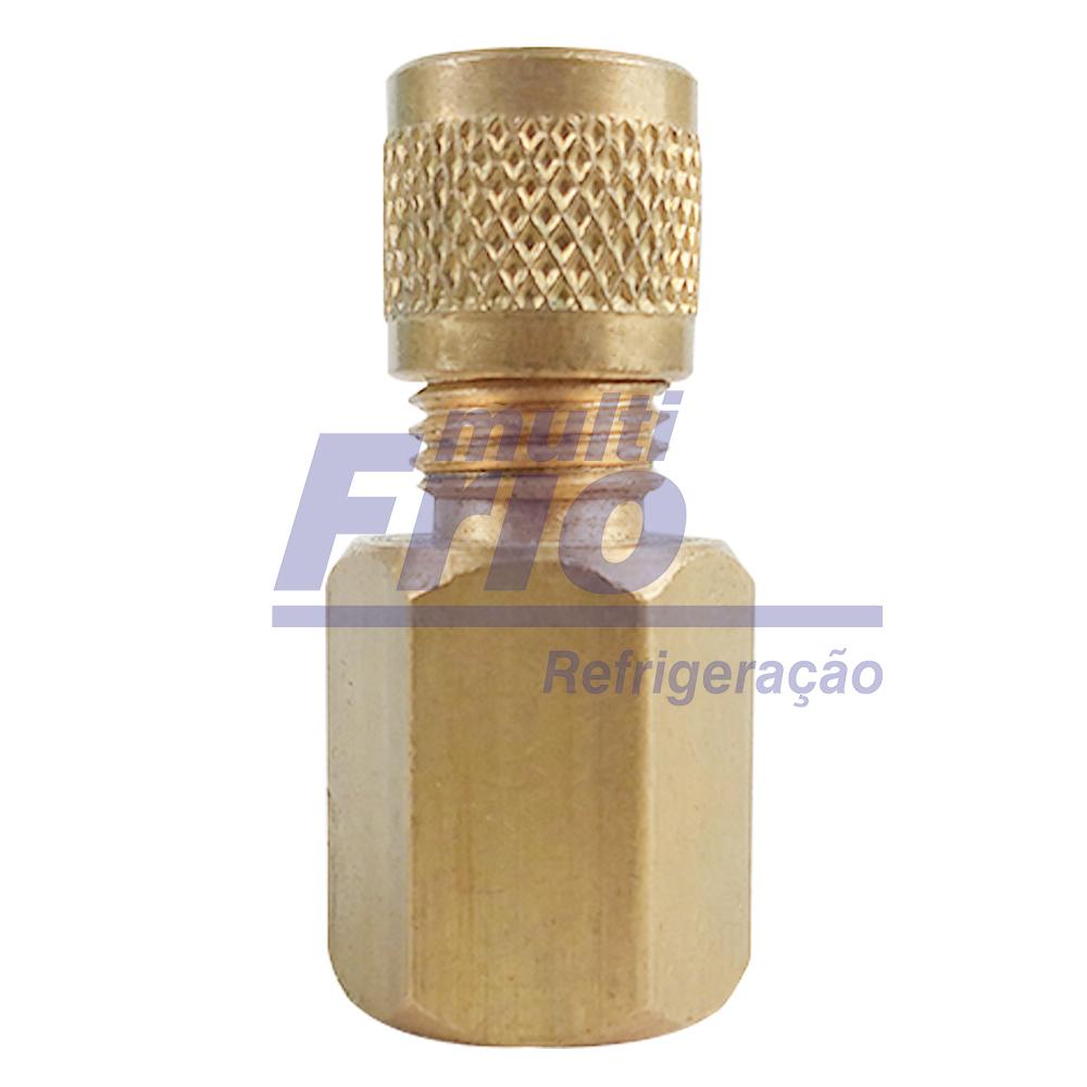 Válvula Perfuradora Para Lata de Fluido Refrigerante