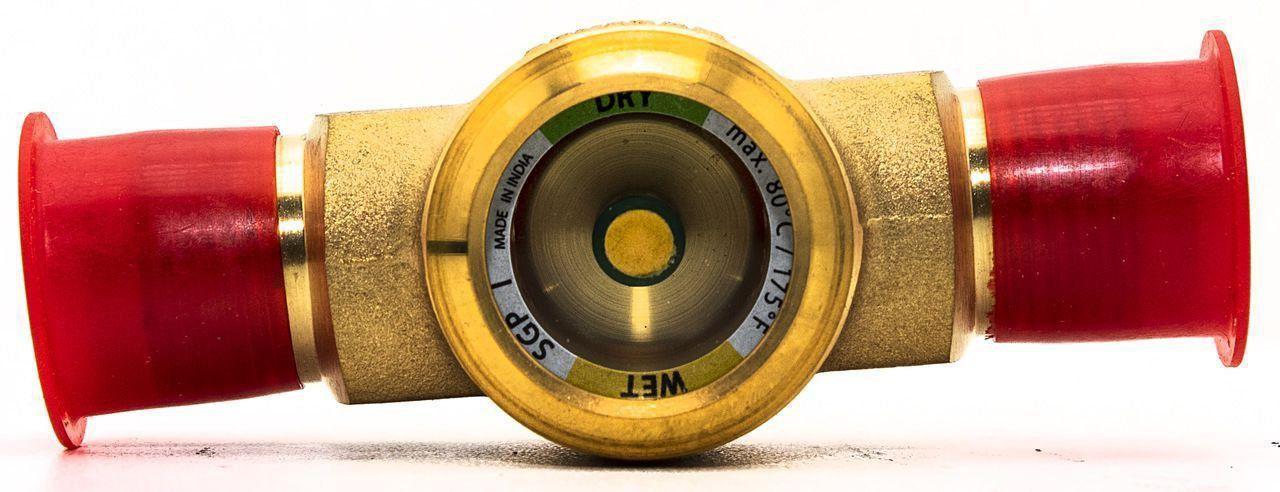 Visor De Liquído 1/2 R SGI12 SGP12 Danfoss 014L0009