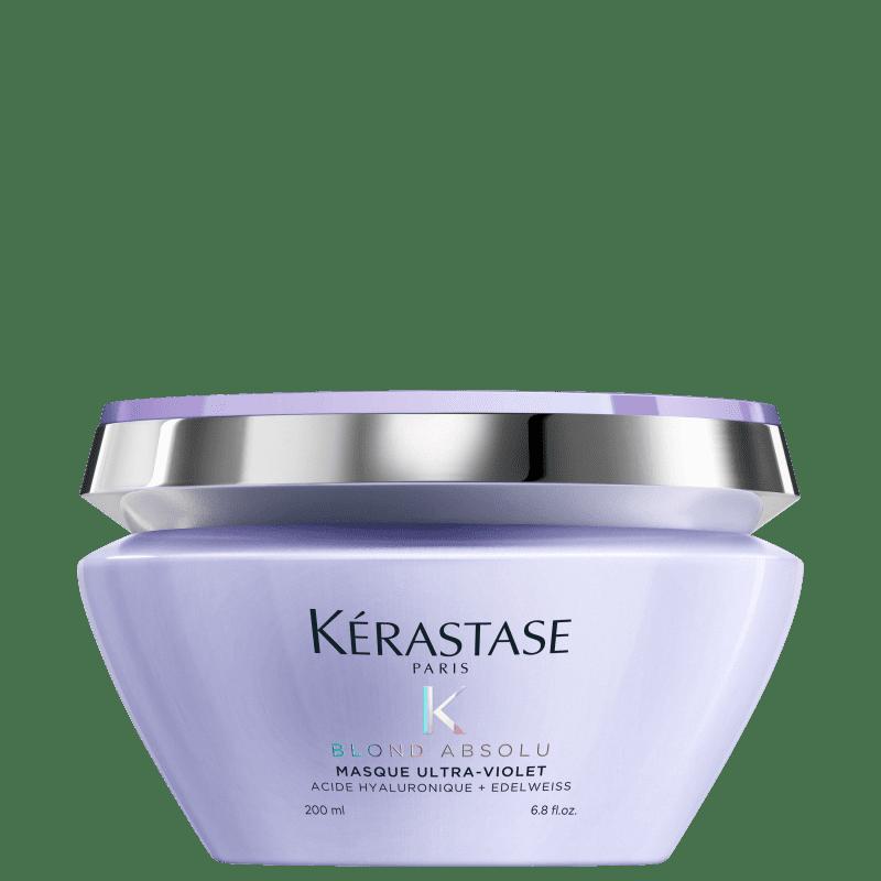 Kérastase Blond Absolu Ultra-Violet - Máscara Desamareladora 200ml