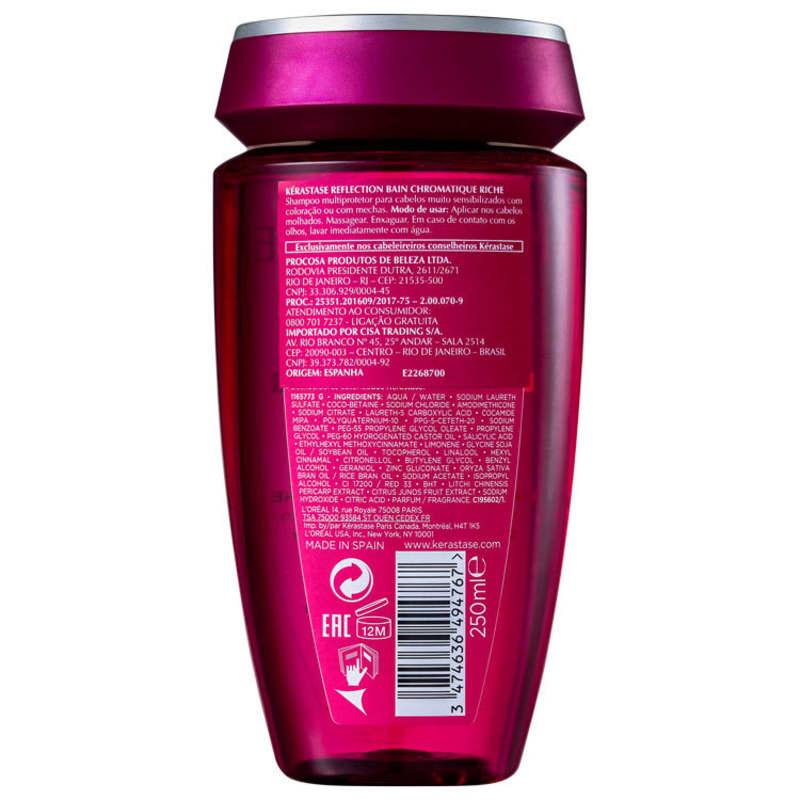 Kérastase Réflection Bain Chromatique Riche - Shampoo 250ml