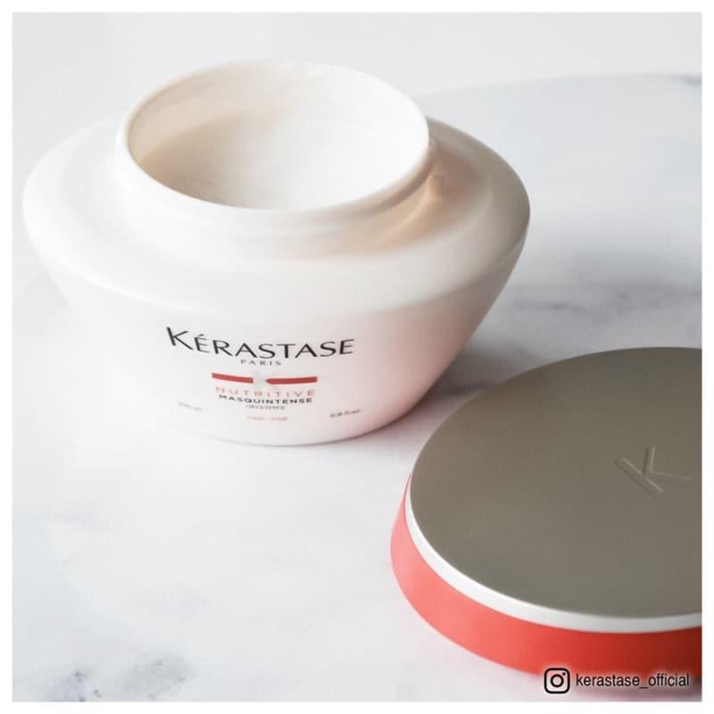 Kit Kérastase Nutritive Satin 1 Masquintense Cabelos Grossos (2 Produtos)