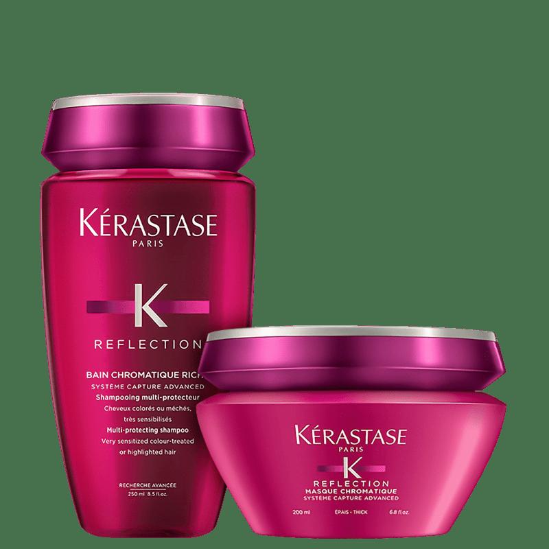 Kit Kérastase Chromatique Cabelos Grossos (2 Produtos)