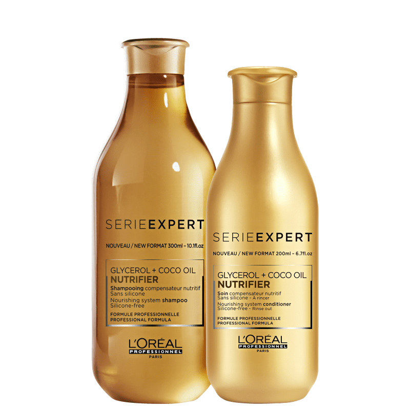 Kit L'Óreal Nutrifier (Dois Produtos)