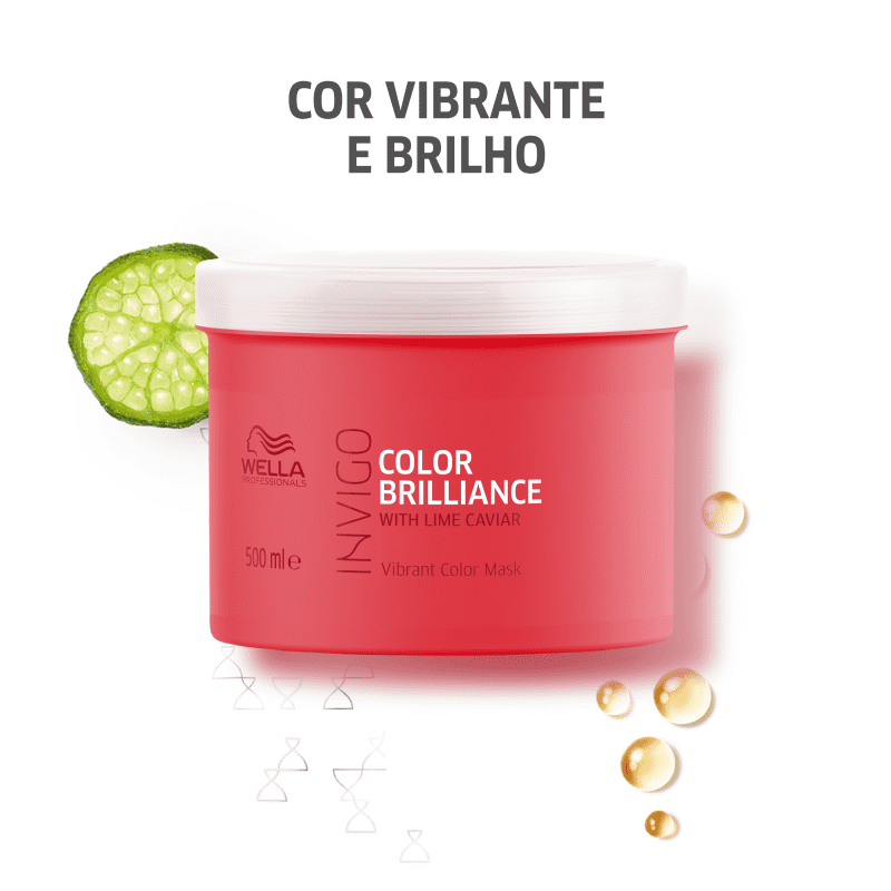 Kit Wella Color Brilliance Duo 2 Produtos