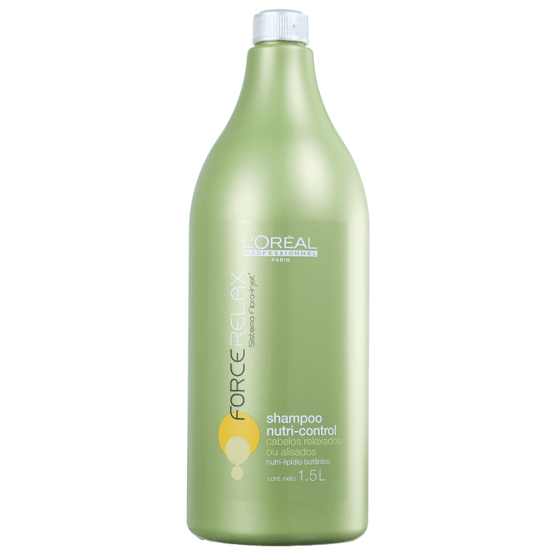L'Oréal Professionnel Expert Force Relax NutriControl - Shampoo 1500ml