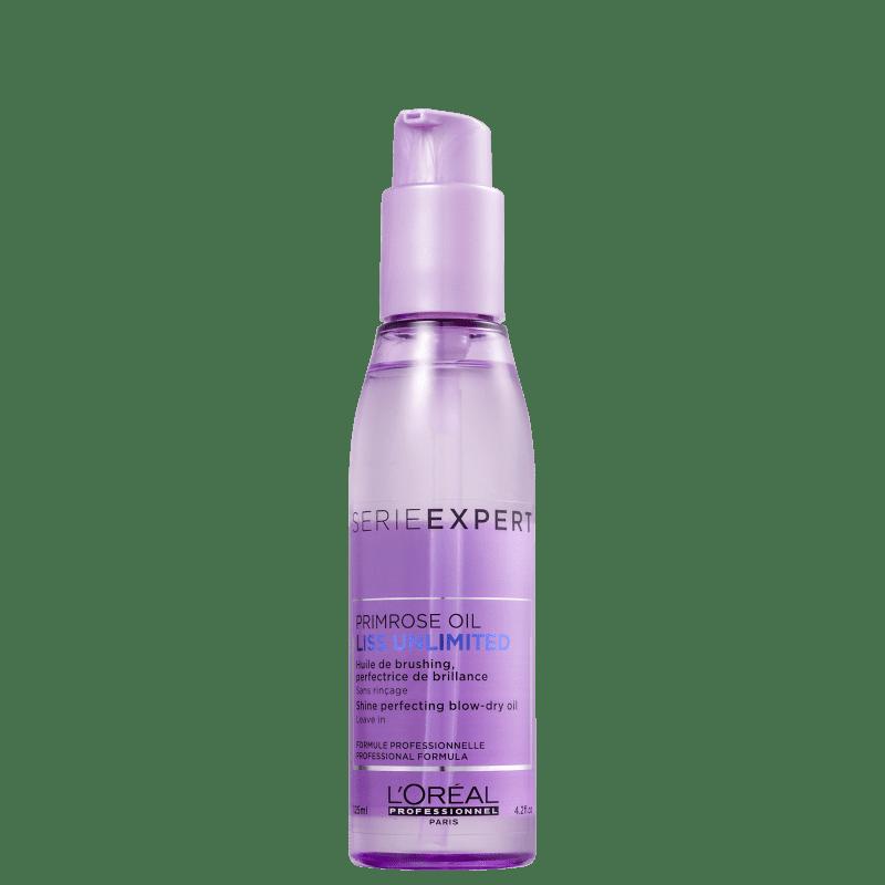 L'Oréal Professionnel Expert Liss Unlimited - Óleo Capilar 125ml