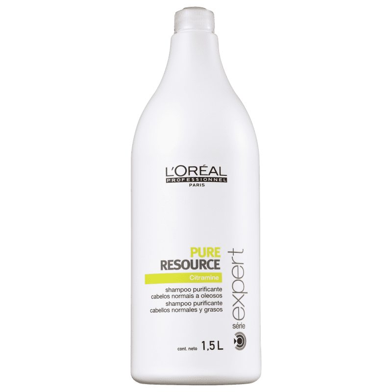 L'Oréal Professionnel Expert Pure Resource Citramine - Shampoo 1500ml