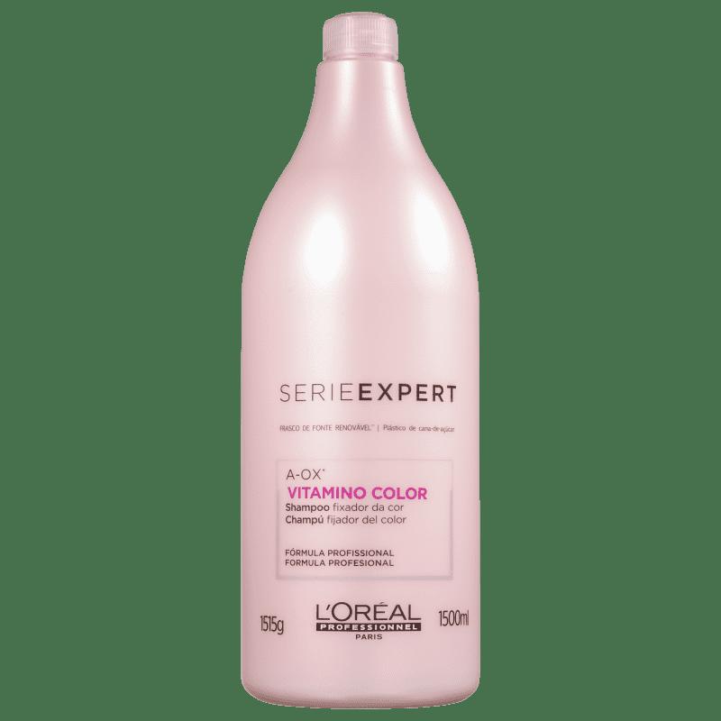 L'Oréal Professionnel Expert Vitamino Color A-OX - Shampoo 1500ml