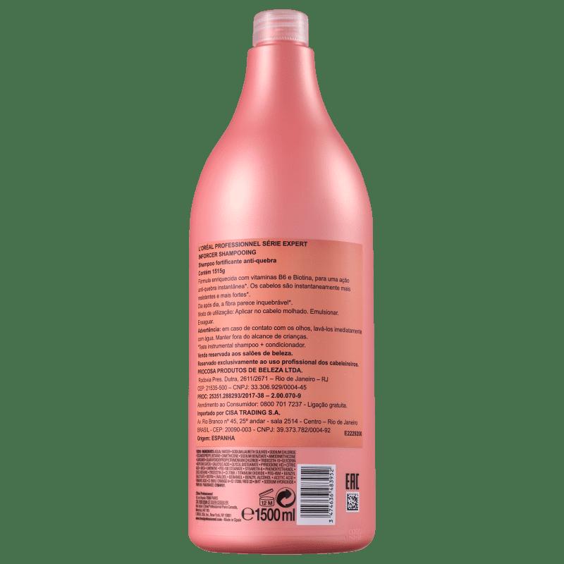 L'Oréal Professionnel Inforcer Serie Expert - Shampoo 1500ml