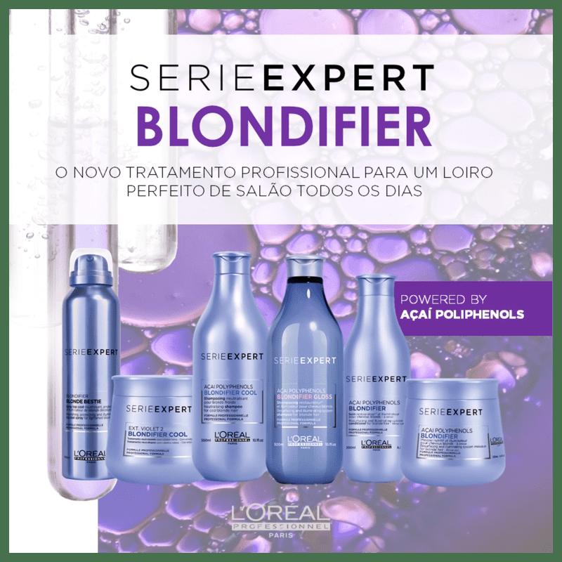 L'Oréal Professionnel Serie Expert Blondifier Cool - Máscara Matizadora 250g