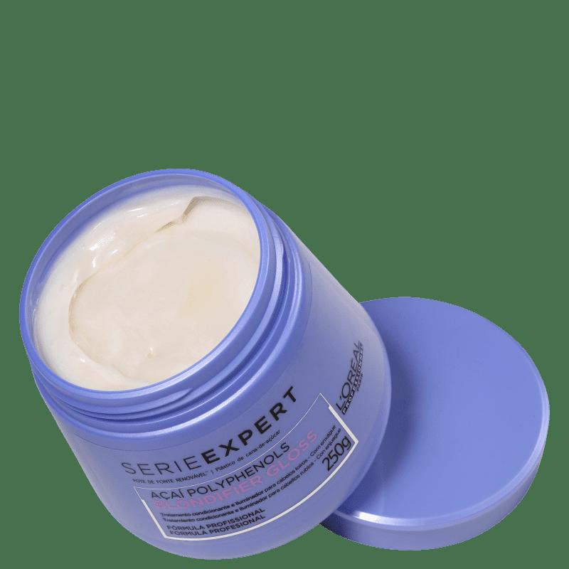 L'Oréal Professionnel Serie Expert Blondifier Gloss - Máscara Capilar 250g
