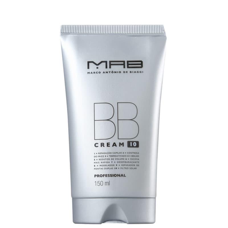 MAB Marco Antônio de Biaggi BB Cream - Leave-in 150ml