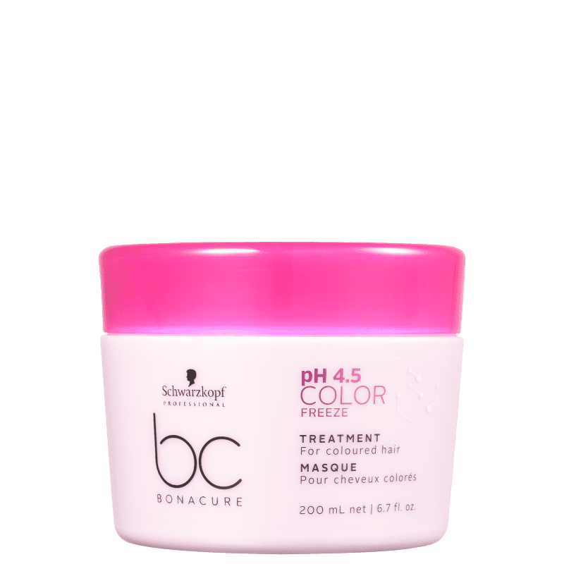 Schwarzkopf Professional BC Bonacure pH 4.5 Color Freeze Treatment - Máscara Capilar 200ml