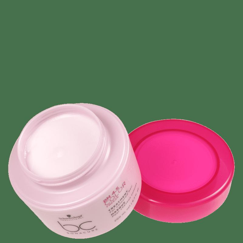 Schwarzkopf Professional BC Bonacure pH 4.5 Color Freeze Treatment - Máscara Capilar 200ml