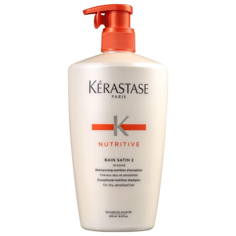 Shampoo Kerastase Nutritive Bain Satin 2 - 500ml